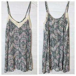 4/$25 Summer slip dress casual sundress pastel